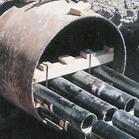 Fiberglass Strut & Electrical Conduit